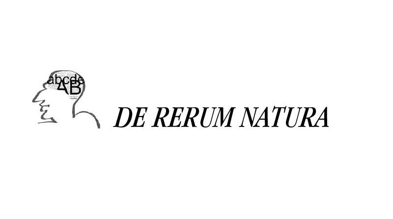 RERUM NATURA (2)
