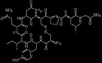 19_Fórmula estrutural da Oxitocina