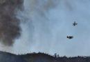 Incêndio no sítio da Chã da Casinha «está a ceder aos meios»