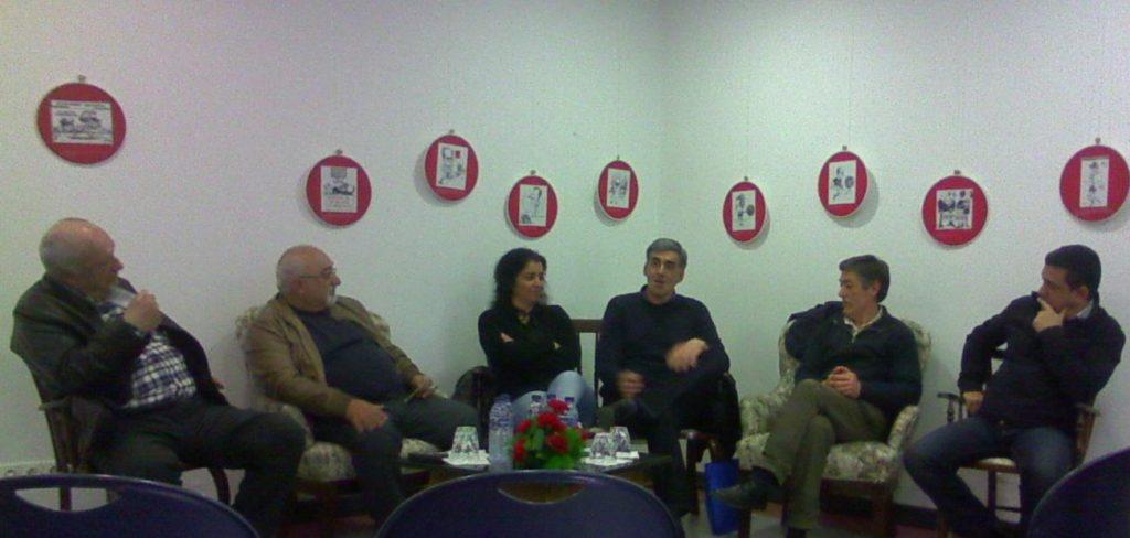 Conversas de Abril. Abril e o Associativismo