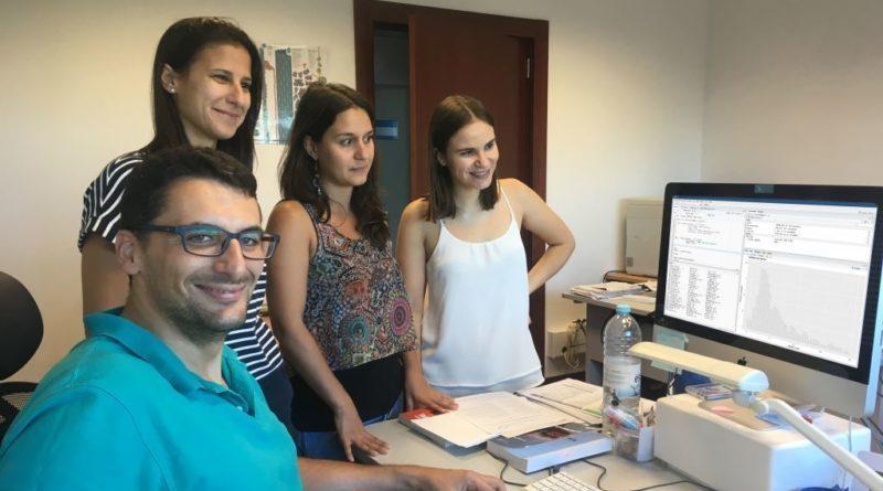 15 - FOTO - A equipa de investigadores