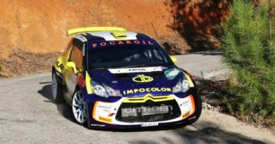Carlos Vieira vence Rallye Casinos do Algarve (c/ fotos)