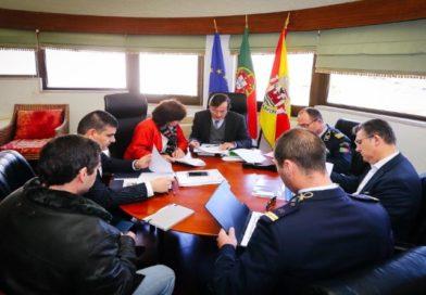 Reunião sobre Contrato Local de Segurança contou com Isabel Oneto