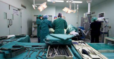 bloco operatório