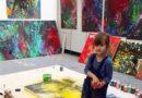 Amelie Li Roesler vai estar na Galeria Porca Preta, em Monchique, com exposição e atelier solidário