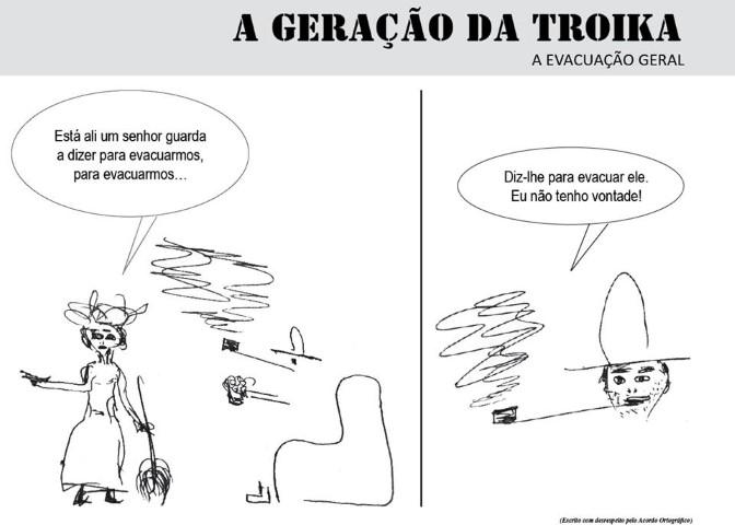 Troika Incêndios