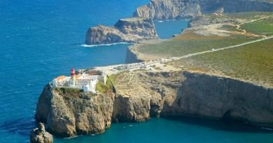 Farol do Cabo de São Vicente Foto Hélio Ramos)